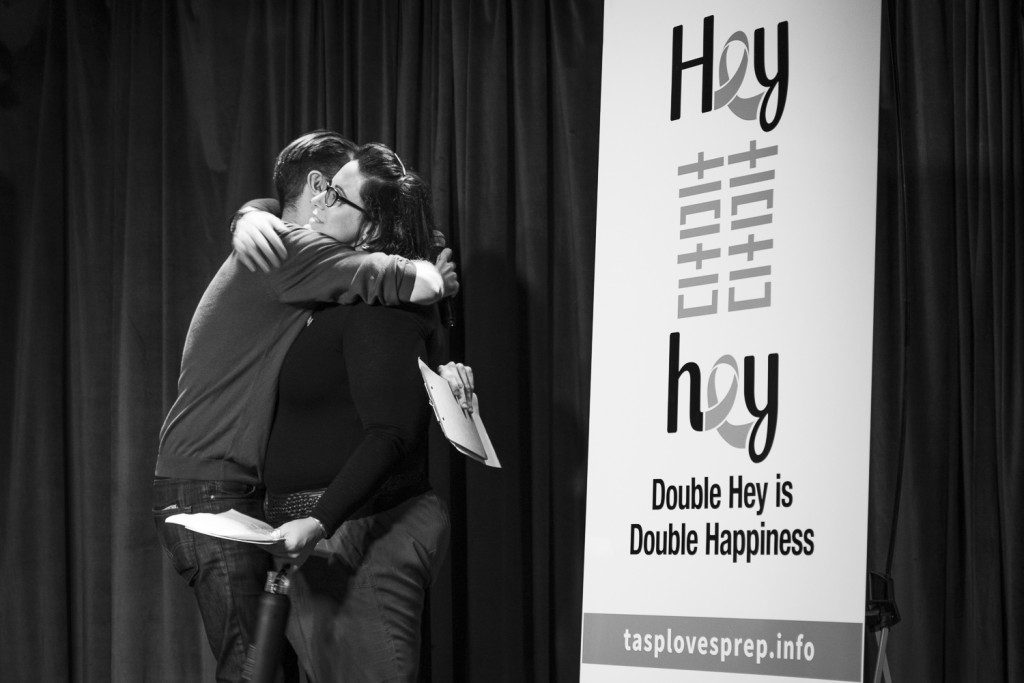 Double Happiness Launch